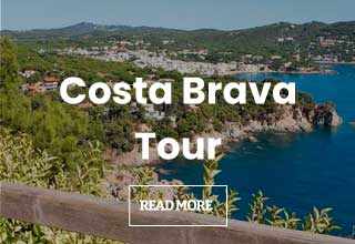 Costa Brava Tour from Barcelona