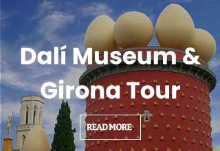 Salvador Dalí & Girona Guided Tour