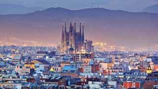 Private 2 Hour Panorama City Tour in Barcelona