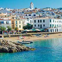 Tour privado a Gerona y Costa Brava