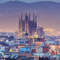 2-hour Panoramic Barcelona City Tour