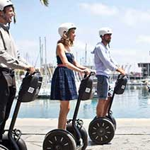 Segway Team Building Activity