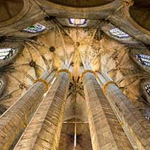 The Gothic Quarter Tour in Barcelona