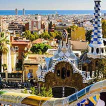 Comprehensive Barcelona City Tour