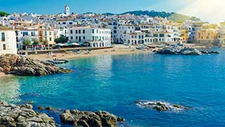 Guided tour to Costa Brava and Gerona