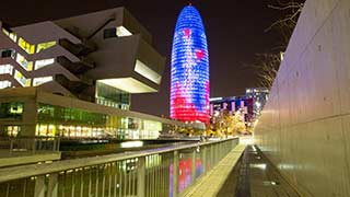 Modern architecture Tour in Barcelona