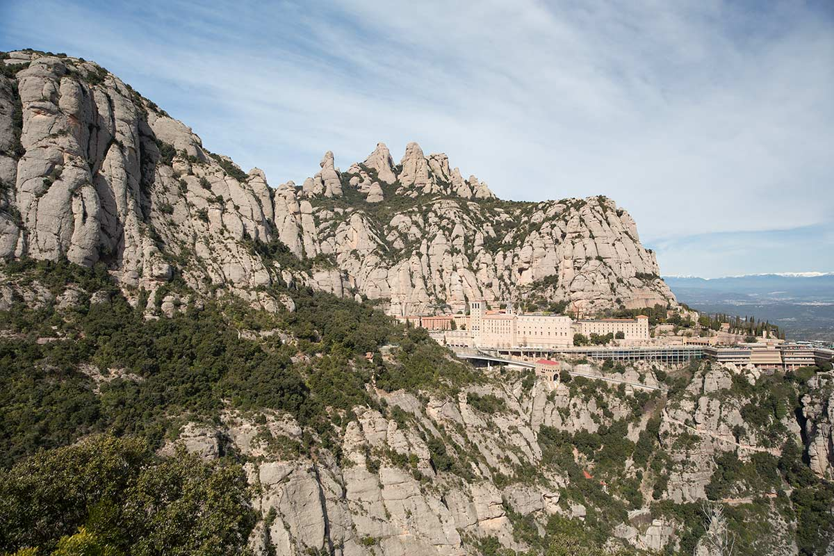 The Montserrat Mountain