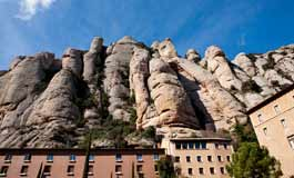 Montserrat and winery visit