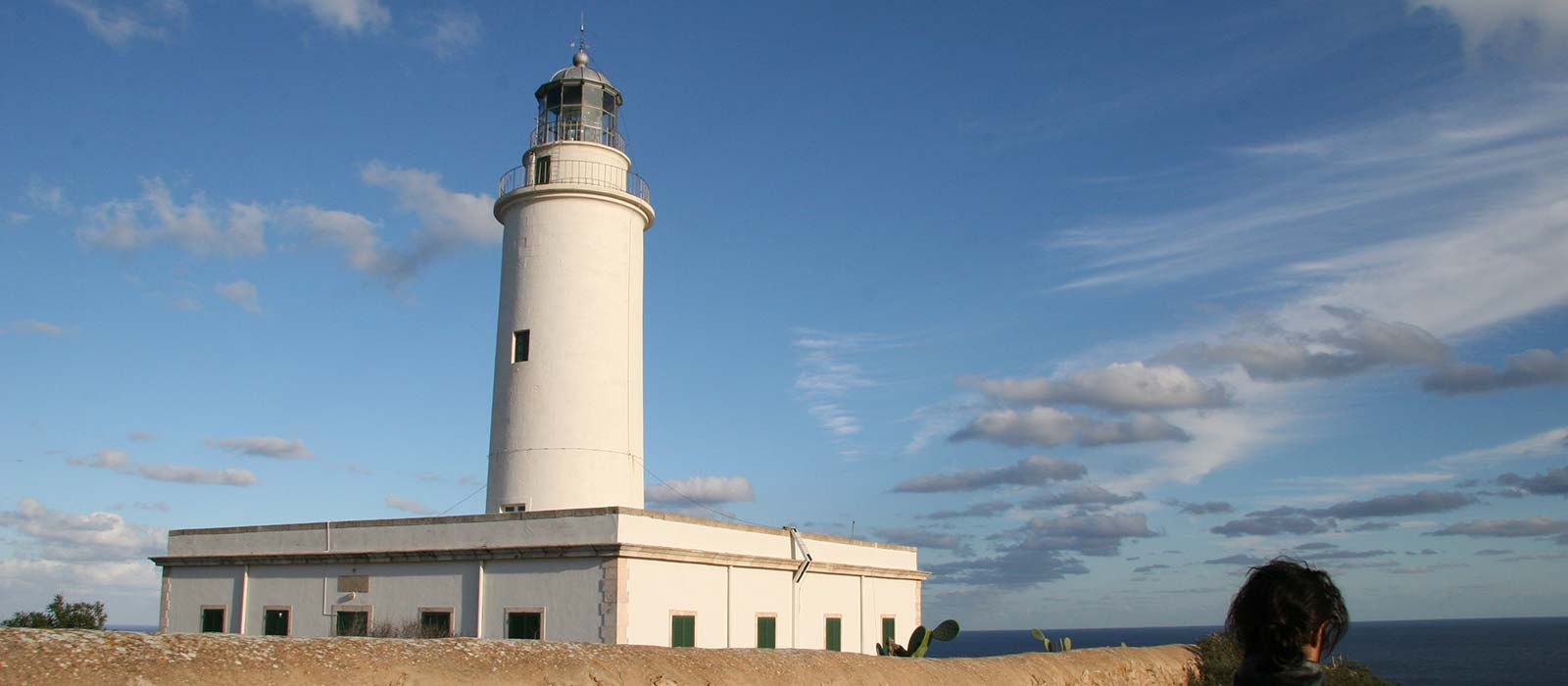 Lighthouse on Formentera