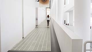 MACBA - museum of modern architecture in Barcelona