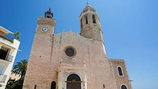 Guided Tour to Tarragona and Sitges